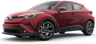2018 toyota hrc. perfect 2018 2018 toyota chr ruby flare pearl with hrc