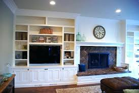 built in wall units with fireplace tv unit ikea