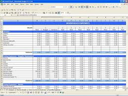 Sample Monthly Business Expenses Spreadsheet with Small Business ...
