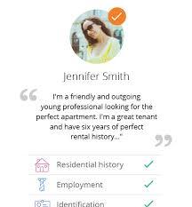 For Renters Renting Made Easy With Renter Resume Rentau Enchanting Rental Resume