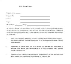 Gallery Of Sales Com Plan Template Excel Fresh Best Bonus Incentive