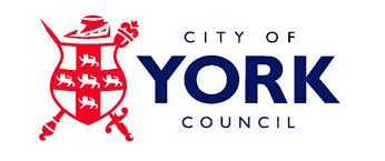 york ac logo. help the council to shape your library service york ac logo