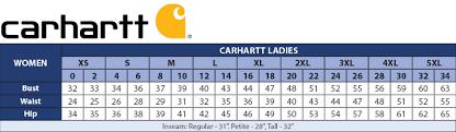 Carhartt Size Chart Women S Carhartt Force C82310 Womens Zip Front Jacket Scrub Jackets