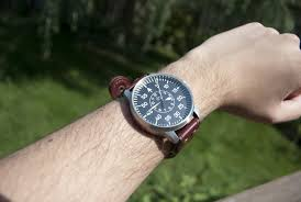 show off your small wrist watch watch