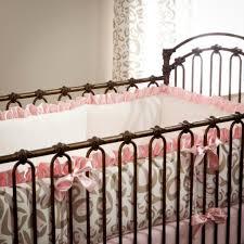 leopard print crib bedding blush pink bedding sets and nursery decor gourmet sofa bed ideas