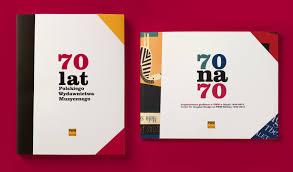 Graphic Design 70 Adam Dudek 70 Years Of Pwm Edition 70 For 70