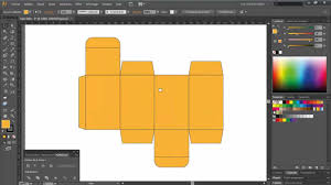 Box Design Template Illustrator Carton Packaging Design In 5 Minutes Adobe Illustrator