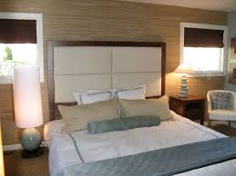 Headboard Bench Plans Bedroom Cool Home Decor Diy King Size Headboard Upholstered And