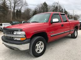 2001 Chevrolet Silverado 1500 LS 4dr Extended Cab 4WD SB In ...