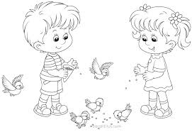 Small Picture Boy And Girl Kissing Coloring Pages In Outline Of A esonme