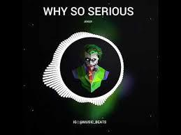 joker why so serious bgm