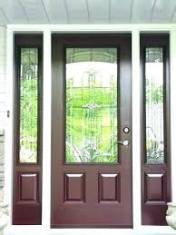 front door glass panels replacement doors with glass inserts front doors glass door inserts replacement panels