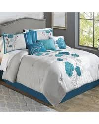 better homes and gardens bedding sets. Delighful Better Better Homes And Gardens 7Piece Blooming Teal Roses Comforter Set With And Bedding Sets D