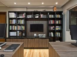 home office bookshelves. Shelves : Brilliant Built In Home Office Designs Design Ideas Full Size Bookshelves P