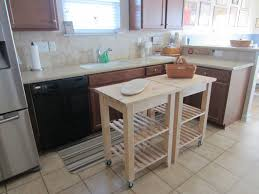 Sandra Lee Granite Top Kitchen Cart Red Kitchen Island Cart Kitchen Island Movable Image Of Portable