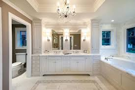 small bathroom chandelier crystal small bathrooms bathroom traditional with bath chandelier crystal chandelier image by architects