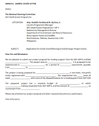 Project Proposal Cover Letters 6 Proposal Cover Letter Templates Proposal Templates Pro