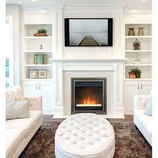 install electric fireplace insert never considered installing an electric fireplace into the master bedroom pacific heat how to install an electric