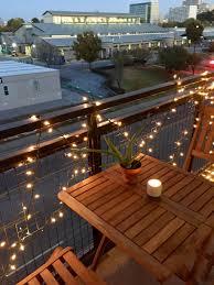 balcony lighting decorating ideas. Christmas Balcony Decorating Ideas Lights On Lighting
