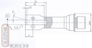 Machining Tolerance Chart H7 Shrinking And Distortion In Deep Slotting Parts Case Study