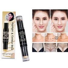 dels about makeup natural cream face eye foundation concealer highlight contour pen stick d