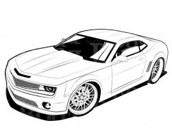 camaro coloring pages get bubbles with car coloring pages camaro