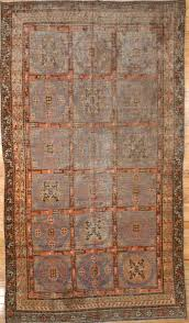 gallery size antique oriental rug