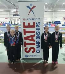Gymnasts place third, fourth at state   Eastern Medina ...