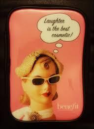 benefit cosmetics pin up makeup cosmetics bag case zip brand new gift travel