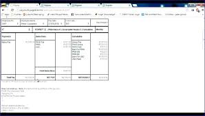 free uk payslip template download online payslip template wage slips free downloads