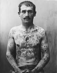 татуировки плохих парней конца 19 века