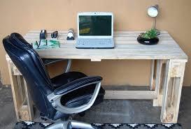 pallet furniture desk. Pallet Computer Desk Furniture