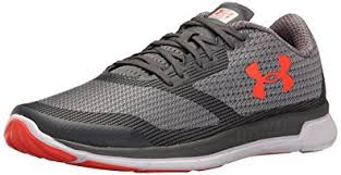 under armour new shoes. under armour charged lightning running shoes - aw17-10 grey new l