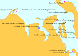 Gardiner Discovery Bay Washington Tide Chart Cabin