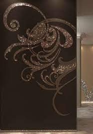 shimmering wall decals glitter paint