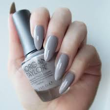 Morgan Taylor Size Chart Current Favourites 2 Yes Biscuits Almond Shape Nails