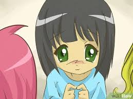 Therefore, anime can be watched on tv, like a cartoon, while manga is similar to a comic book. 4 Ways To Draw Anime Eyes Wikihow