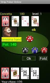 Online gay strip poker games