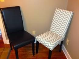 incredible ideas how to upholster a dining room chair amazing reupholster leather with fabric google search