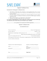 Bank Account Verification Letter How To Format Cover Letter