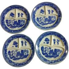 Blue Willow Pattern Custom Decorating Ideas