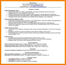 Resume Skills List Examples Best Resume Gallery How To List Skills