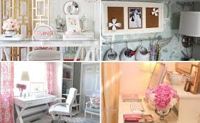 girly office. a girly office