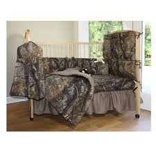 camo nursery crib bedding sets for baby boys girls