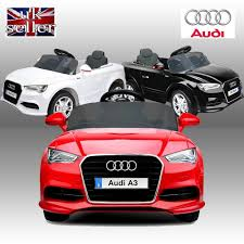 Kids 6v Audi A3 Convertible Electric Ride on Car New 2017 Model in ...