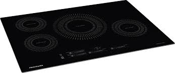 30 inch induction cooktop. Frigidaire FFIC3026TB - Cooktop Side View 30 Inch Induction