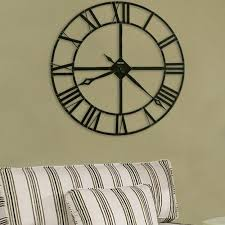 new big clock for wall cool large living room red kitchen home uk bedroom indium