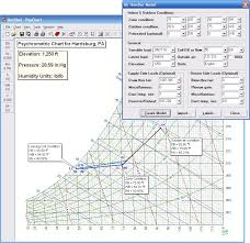 Psychrometric Chart Software Free Download Elite Software Psychart