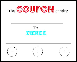 Babysitting Voucher Template Free Gift Certificate Coupon