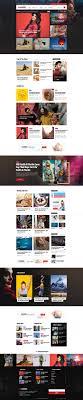 Design Product News Magazine Magro Blog News Magazine Psd Template